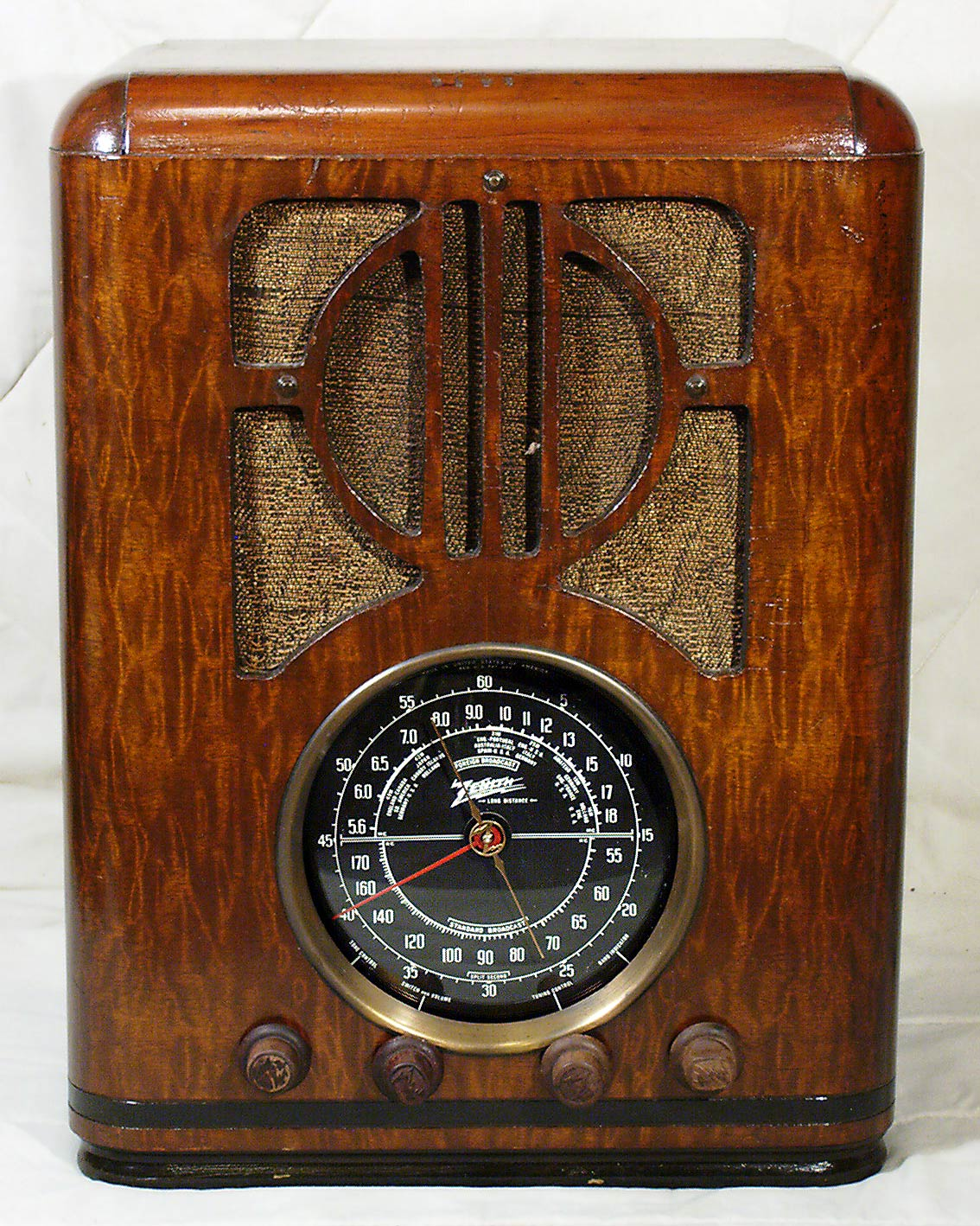 Radios - Zenith 6J230 1937