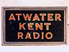 Atwater Kent