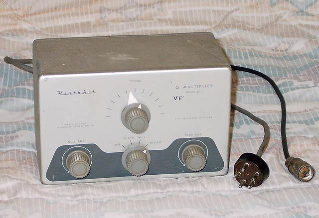 Heathkit QF1 Q Multiplier 1957