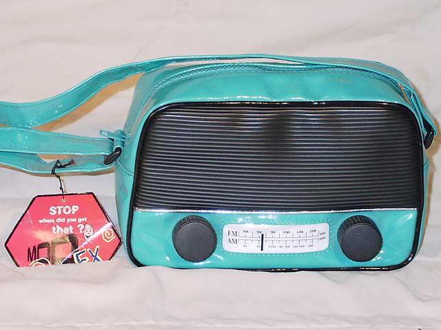 Mod Radio Bag