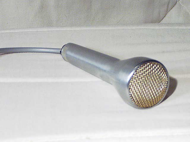 Voice Of Music Microphone c. 1961-1965