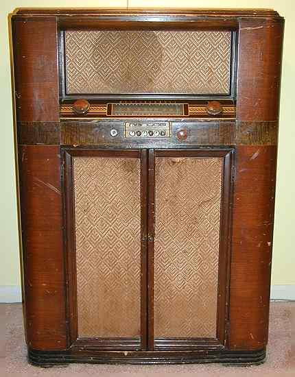 Radios Westinghouse H 108 1944 1947