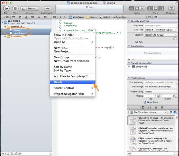 Building OpenGL/GLUT Programs